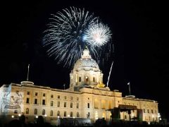 மினசோட்டா தலைமையக மறுதிறப்பு (Minnesota Capitol Reopening)