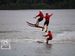 பார்க்கர் ஏரி நீர் சறுக்கு (Water Ski Show)