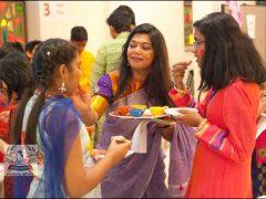 சின்மய மிஷனீன் வண்ண கொண்டாட்டம் 2018