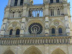 பாரீஸ் நாட்ரடாம் புராதன தேவாலயம் (Paris Notre Dame Cathedral)